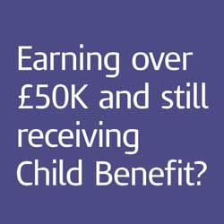 High Income Child Benefit Charge Tax Return Reminder